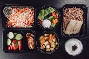 Доставка правильного питания: преимущества